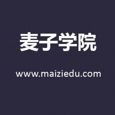 教育商城网站优化-麦子学院